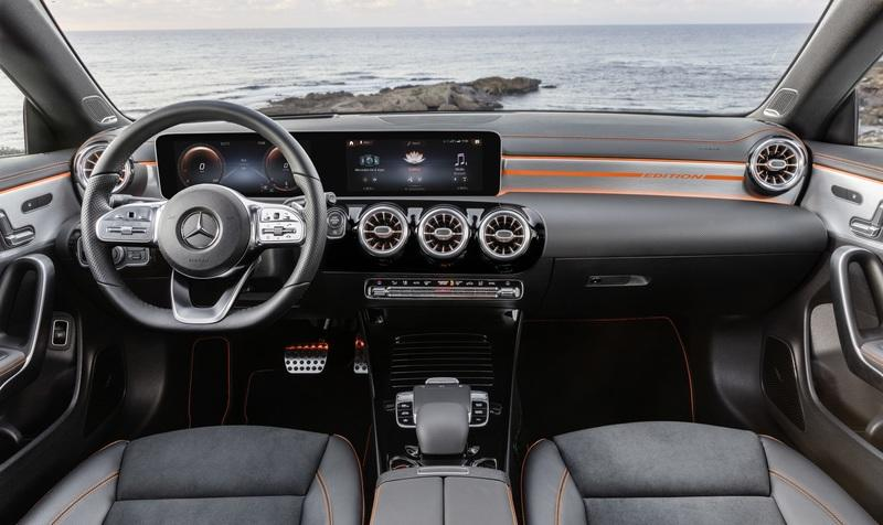 2020 Mercedes-Benz CLA Interior - image 813027