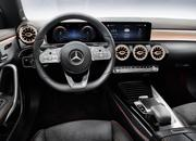 Mercedes-Benz Debuts the 2020 CLA Class At CES With Fresh Tech - image 813006