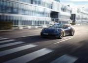 Wallpaper of the Day: 2020 Porsche 911 Cabriolet - image 813308