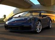 Wallpaper of the Day: 2020 Porsche 911 Cabriolet - image 813309
