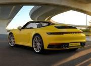 Wallpaper of the Day: 2020 Porsche 911 Cabriolet - image 813315