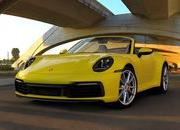 Wallpaper of the Day: 2020 Porsche 911 Cabriolet - image 813316