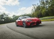 The 2020 Toyota Supra Is Surprisingly Small In Person - image 814321