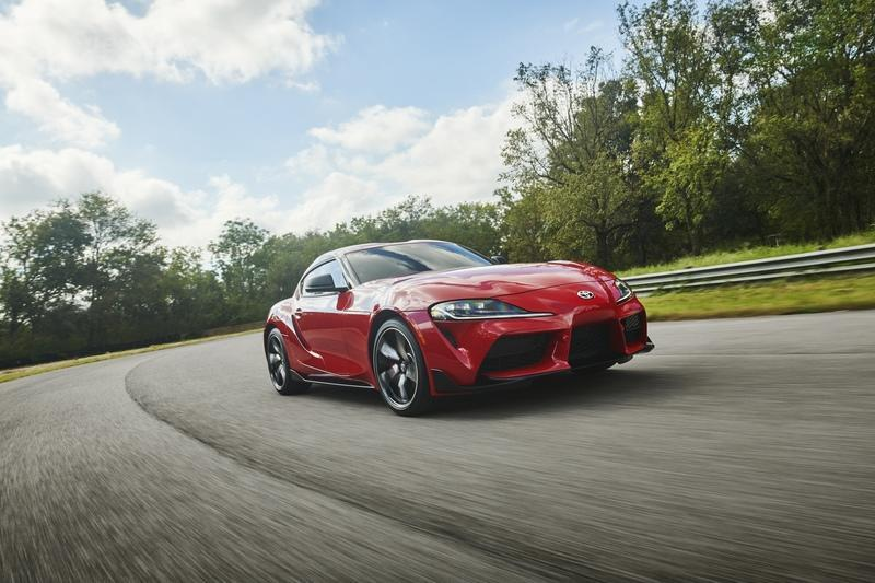 The 2020 Toyota Supra Is Surprisingly Small In Person Exterior - image 814321