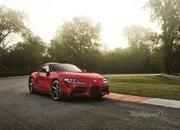 The 2020 Toyota Supra Is Surprisingly Small In Person - image 814325