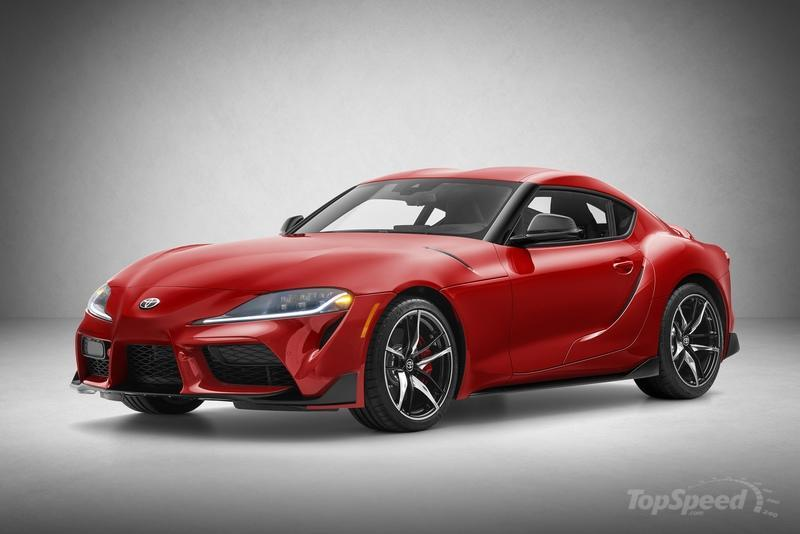 The 2020 Toyota Supra has So Many Fake Vents that it Hurts