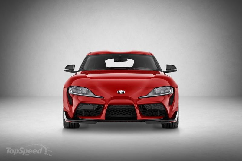 2020 Toyota Supra Top Speed