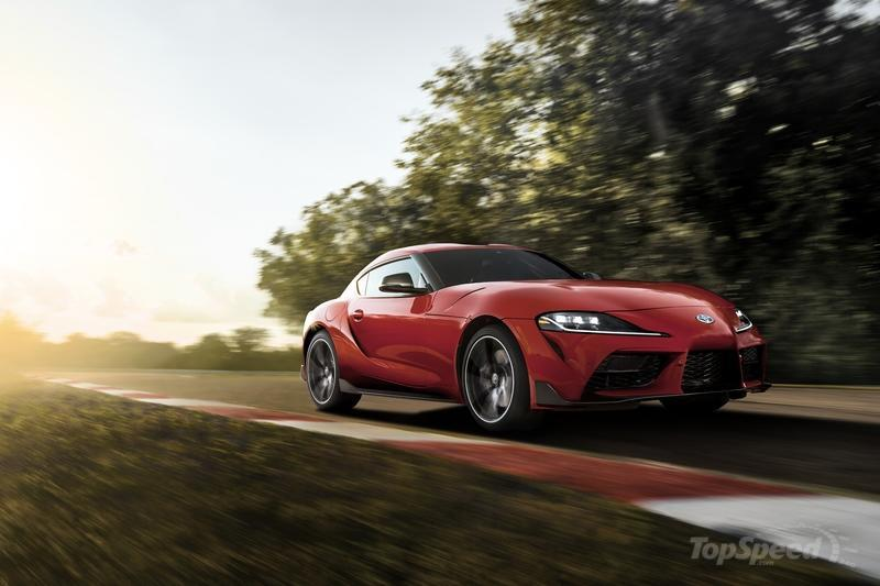 Three Reasons why the 2020 Toyota Supra Sucks
