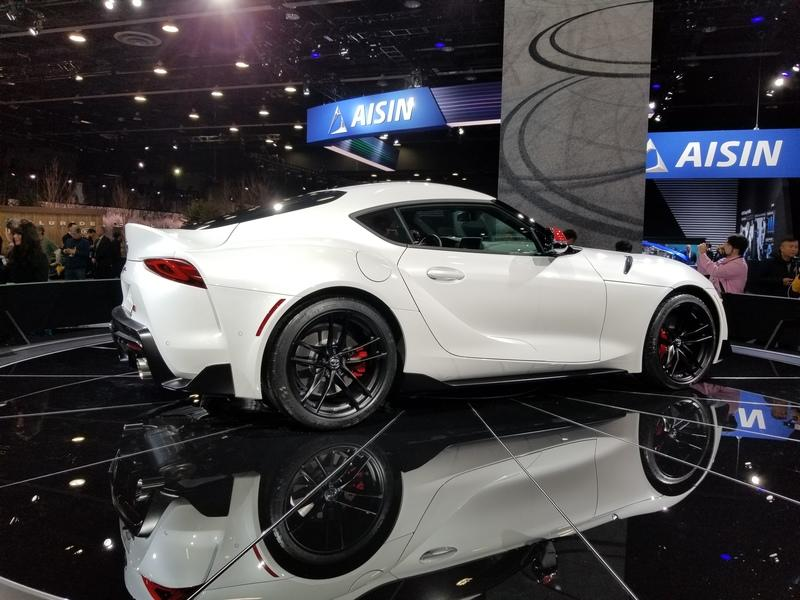 Toyota Supra Returns After 21 Years with BMW Engine; And it's Not Cheap