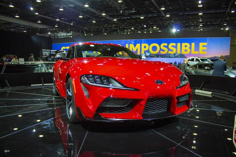 Anyone Else Feel Like 4.1 Seconds to 60 MPH Is a Stretch for the 2020 Toyota Supra?