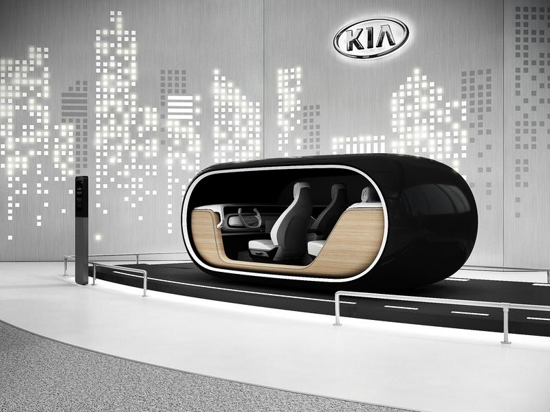 Does Kia's View of the Future Correspond With What You Want From Self-Driving Cars?