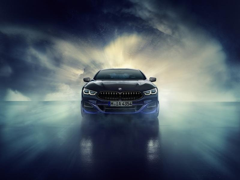 2018 BMW M850i xDrive Coupe Night Sky Edition