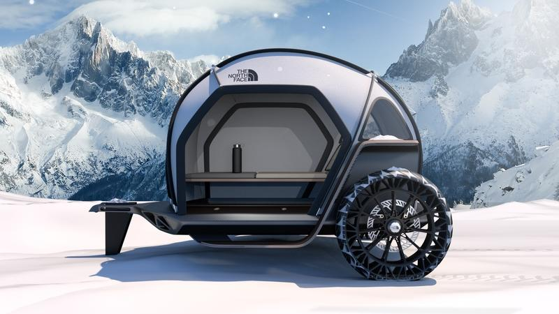 BMW's New Futurelight Camper Concept Represents the Future of Outdoor Adventure