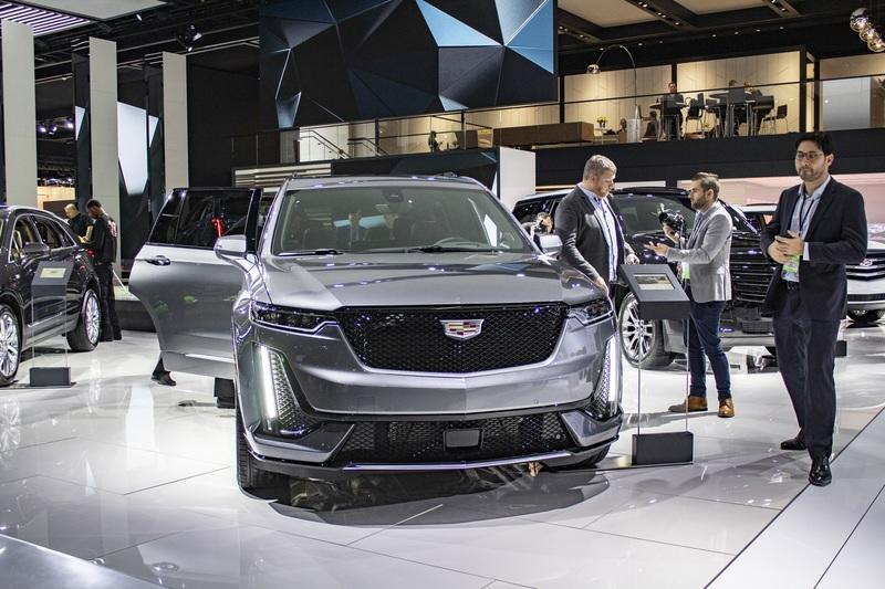 Cadillac XT6 Photos , Pictures (Pics), Wallpapers | Top Speed
