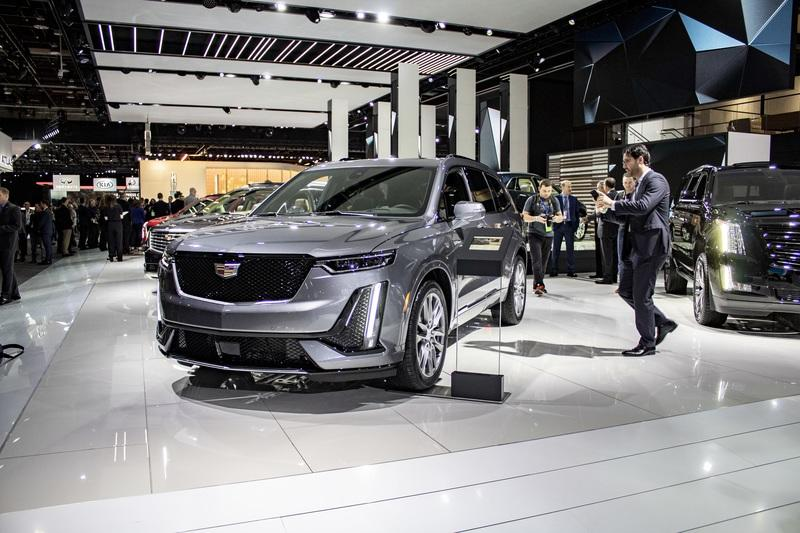 Must-Know Cool Facts About The Cadillac XT6 - image 816735