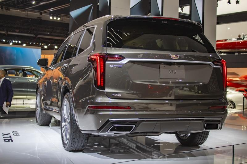 Must-Know Cool Facts About The Cadillac XT6