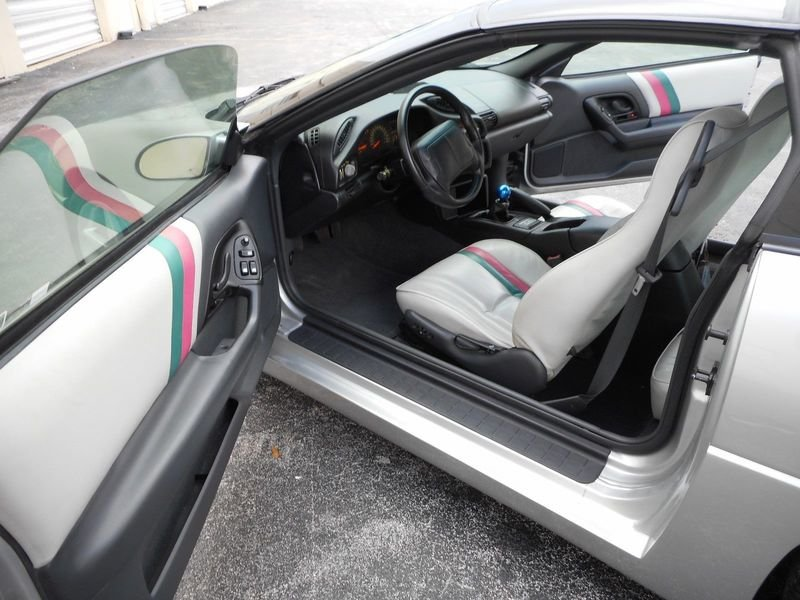 Car For Sale: 1993 Callaway C8 Camaro Six-speed with Only 1,135 Miles on the Clock