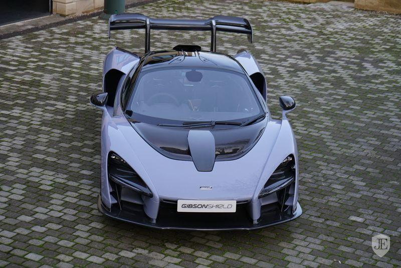 Car for Sale: 2018 McLaren Senna With Just 14 Miles on the Clock