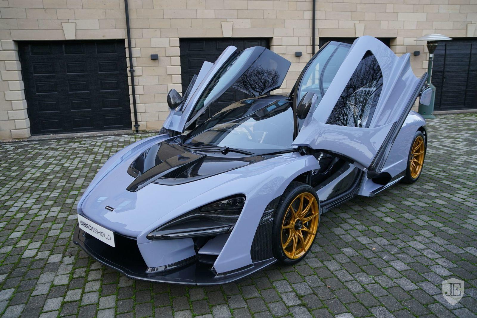 Cars For Sale 5000 >> Car For Sale: 2018 McLaren Senna With Just 14 Miles On The ...
