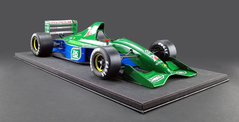 Check out this $4,495 Scale Model of the #32 Jordan 191 Formula One Car