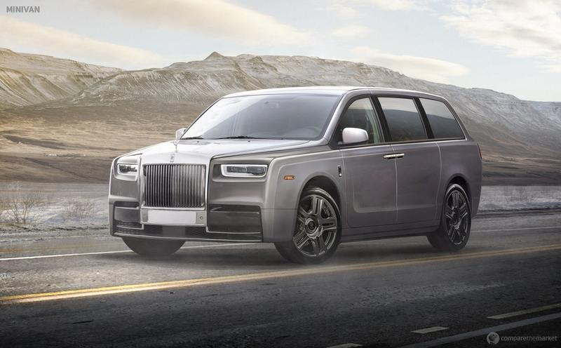 What if Rolls-Royce Had a Car in Every Conceivable Segment? - image 812392
