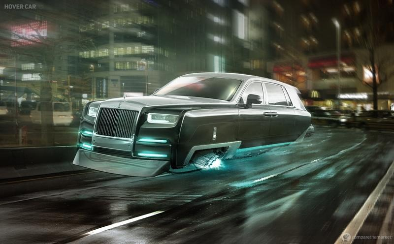 What if Rolls-Royce Had a Car in Every Conceivable Segment? - image 812396