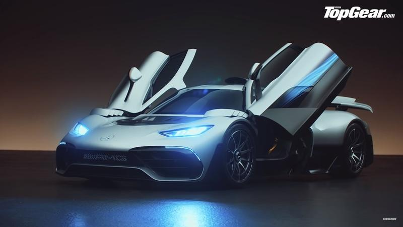 Details of the 2020 Mercedes-AMG Project One Have Been Revealed and It'll Even Beat the 2018 Bugatti Chiron