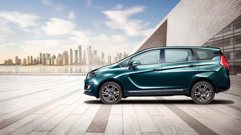 Mahindra Marazzo Received a Surprisingly Positive Reaction at the Detroit Auto Show