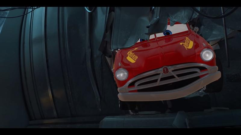 Disney's Building a Real-Life Version of The Giant Simulator in Cars 3, But None of Us Will Get To Use it