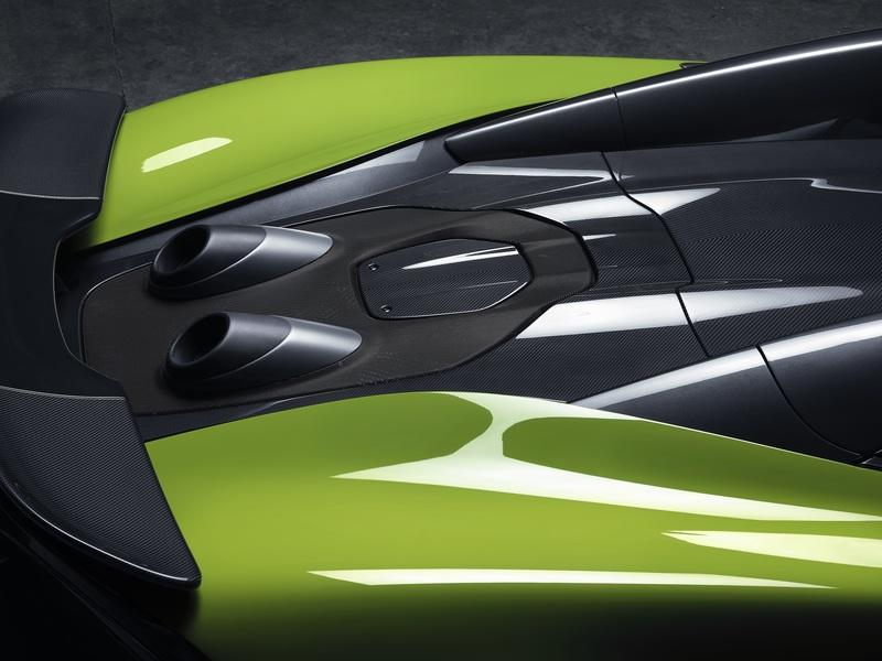 Teaser Image And Video Preview a New 2019 McLaren 600LT