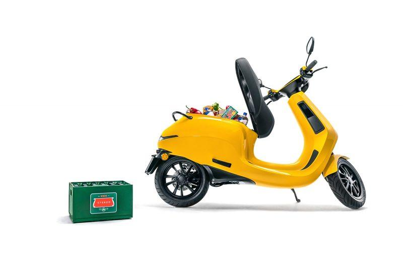 Etergo Is Here With Its e-Scooter That Can Go As Far As a 2019 Nissan Leaf on a Single Charge - image 811931