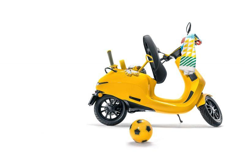 Etergo Is Here With Its e-Scooter That Can Go As Far As a 2019 Nissan Leaf on a Single Charge - image 811938