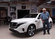First drive of 2020 Mercedes EQC 400 all-electric SUV shows promise - image 813936