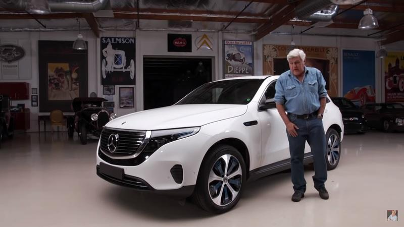 First drive of 2020 Mercedes EQC 400 all-electric SUV shows promise