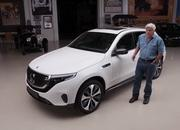First drive of 2020 Mercedes EQC 400 all-electric SUV shows promise - image 813937