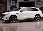 First drive of 2020 Mercedes EQC 400 all-electric SUV shows promise - image 813932