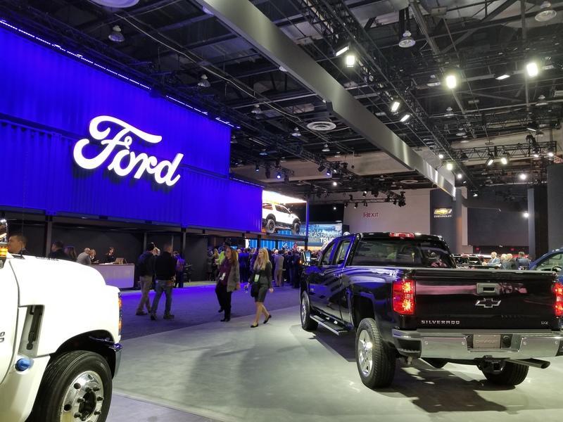 Ford Explorer steals the show in Detroit