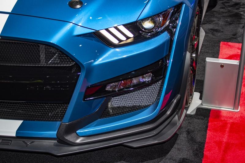 Anyone Who Actually Buys the 2020 Ford Mustang GT500 Won't Want a Clutch Pedal