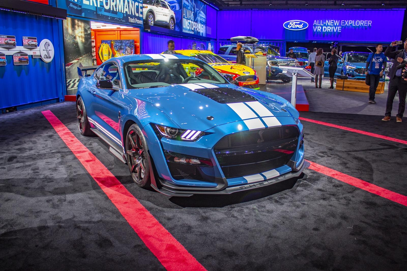 Car Driving Games >> Anyone Who Actually Buys The 2020 Ford Mustang GT500 Won't ...