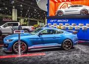 Anyone Who Actually Buys the 2020 Ford Mustang GT500 Won't Want a Clutch Pedal - image 815582