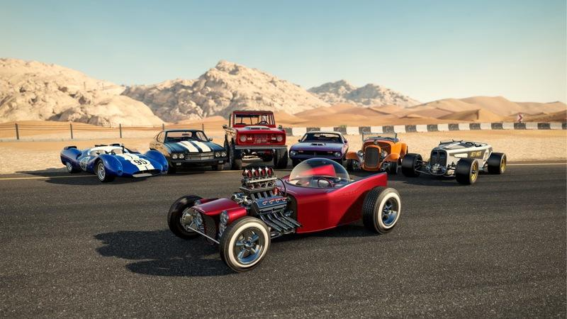 Forza Motorsport 7 Gets Some New Classic Cars Thanks to the New Barrett-Jackson Car Pack