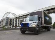 Freightliner Electric Trucks Have Hit The Roads In The States - image 811946