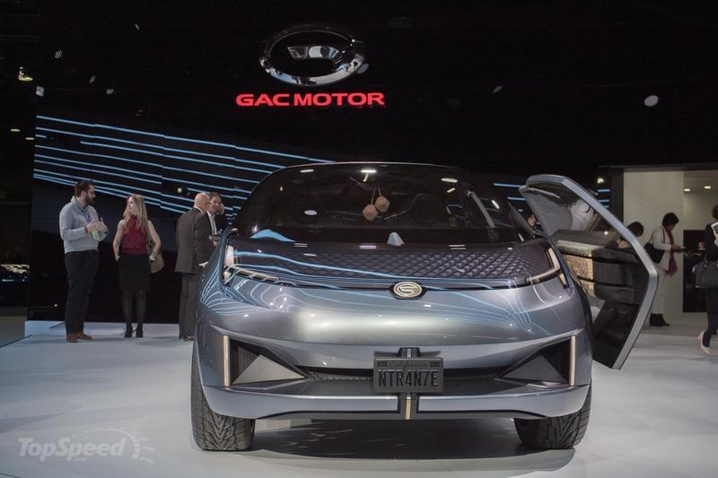 Did a Chinese and Indian Automaker Steal the Show at The 2019 Detroit Auto Show?