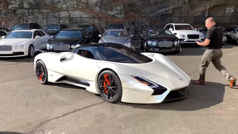 Get Up Close and Intimate with the SSC Tuatara - A Car That Could Break the 300-MPH Barrier - image 812089