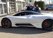 Get Up Close and Intimate with the SSC Tuatara - A Car That Could Break the 300-MPH Barrier - image 812096
