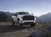 Wallpaper of the Day: 2020 GMC Sierra HD - image 817284