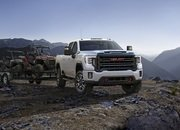 Wallpaper of the Day: 2020 GMC Sierra HD - image 817283