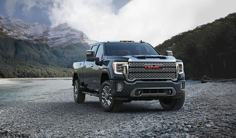 2020 GMC Sierra HD AT4 | Top Speed