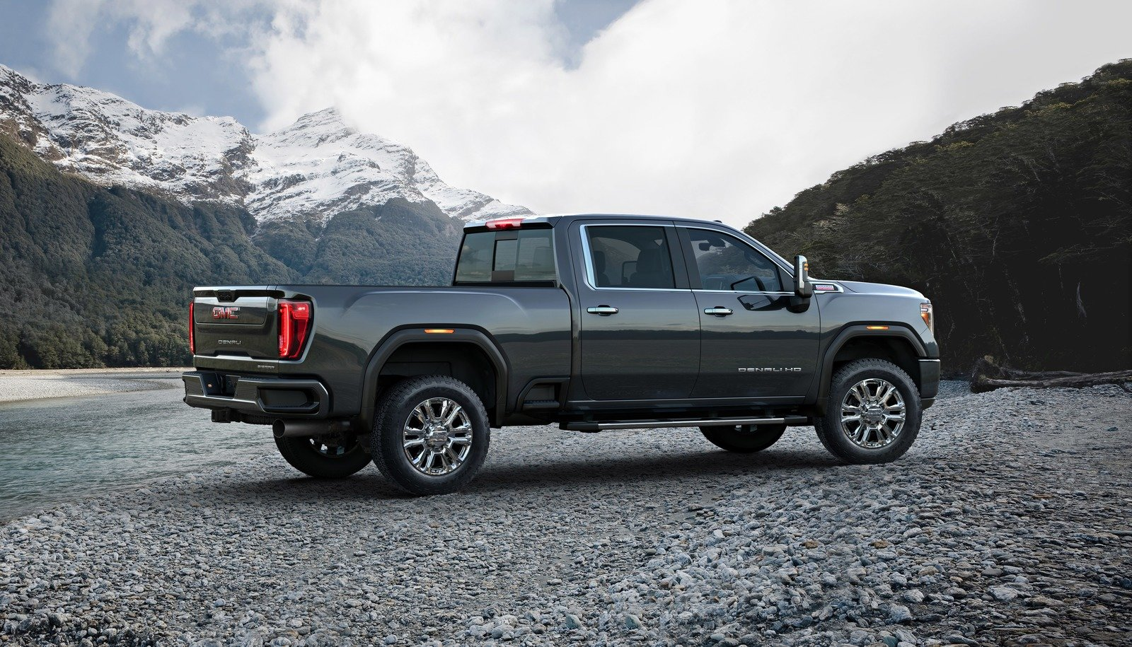 Wallpaper Of The Day: 2020 GMC Sierra HD | Top Speed