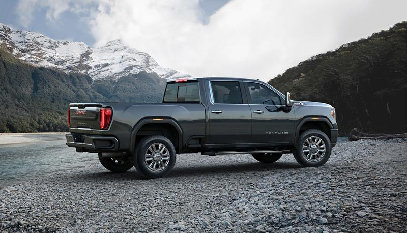 The 2019 Ram 2500 HD Just Got Some Serious Competition In the Form of the 2020 GMC Sierra HD